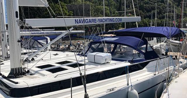 Rental yacht Seget Donji - Bavaria Bavaria C57 Holiday on SamBoat