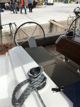 Bavaria Cruiser 46 between personal and professional Athens
