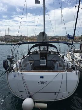 Boat rental Athens cheap Cruiser 51