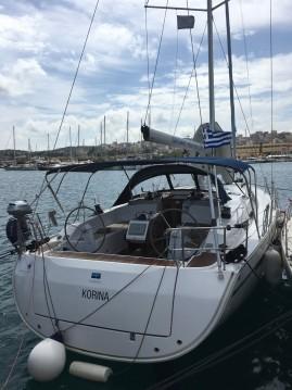 Rent a Bavaria Cruiser 51 Athens