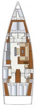 Rental Sailboat in Komolac - Hanse Hanse 575