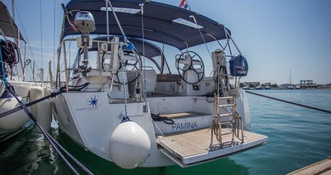 Rental Sailboat in Seget Donji - Jeanneau Jeanneau 54 - 4 + 1 cab.