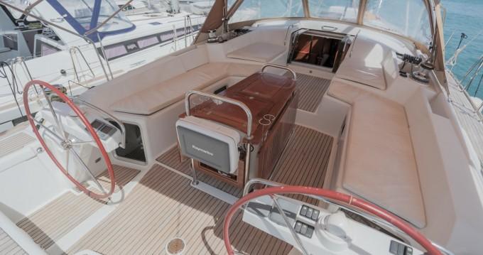 Boat rental Seget Donji cheap Jeanneau 57