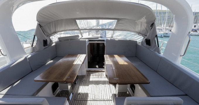 Rental yacht Seget Donji - Jeanneau Jeanneau 64 - 5 + 1 cab. on SamBoat