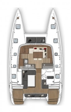 Rental yacht Marina Cay - Lagoon Lagoon 40 on SamBoat