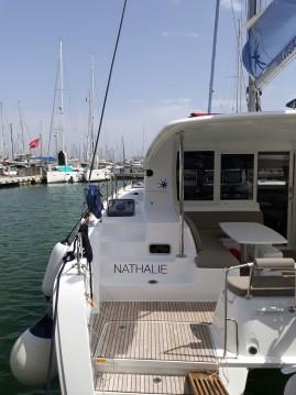 Boat rental Lagoon Lagoon 40 in Palma de Mallorca on Samboat