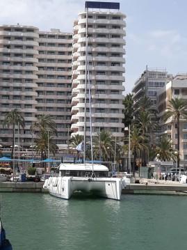 Rental yacht Palma de Mallorca - Lagoon Lagoon 40 on SamBoat