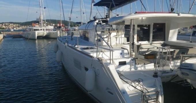 Rental yacht Athens - Lagoon Lagoon 400 S2 on SamBoat