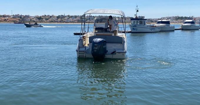 Rental yacht Portimão - Capelli Cap 25 Open on SamBoat