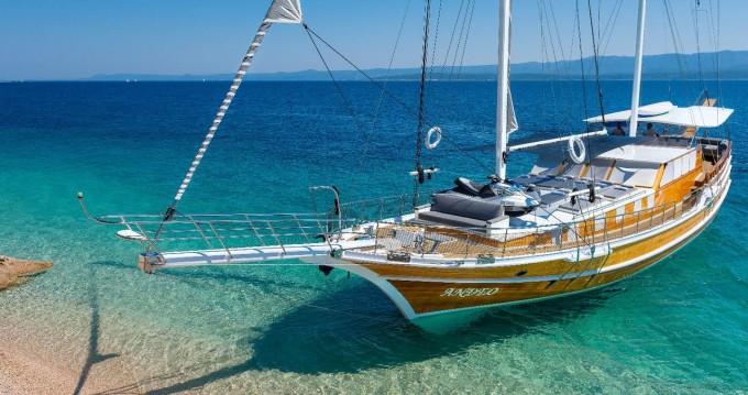 Boat rental Dubrovnik cheap Andjeo
