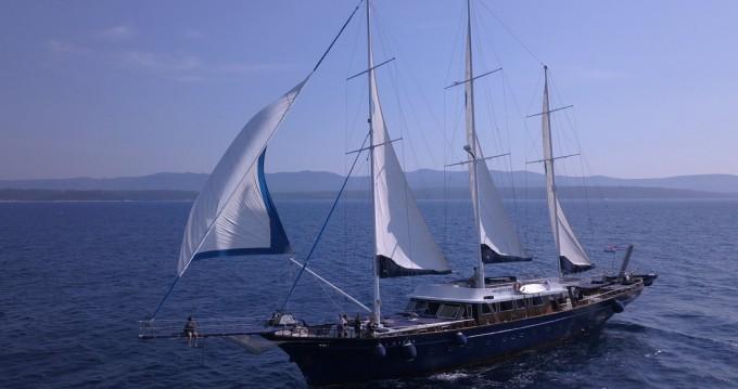Rental Sailboat in Split - Unknown Barba