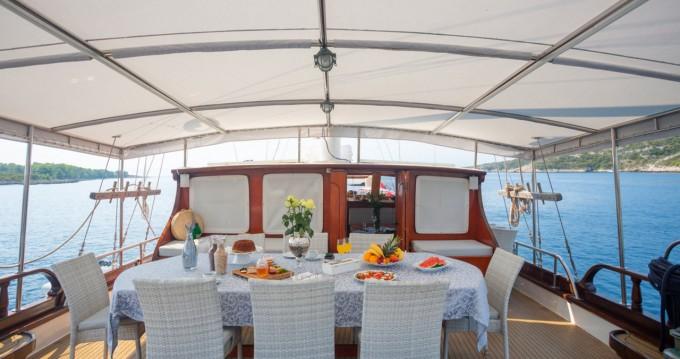 Boat rental Custom Made Bonaventura in Split on Samboat