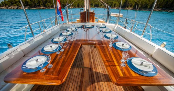 Rental Sailboat in Split - Unknown Fortuna