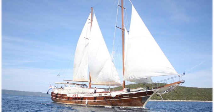 Boat rental Split cheap Gardelin