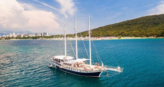 Rental Sailboat in Split - Unknown Gideon