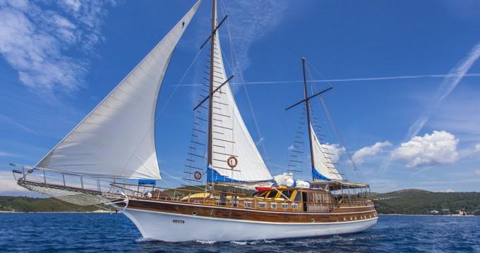 Boat rental Split cheap Linda