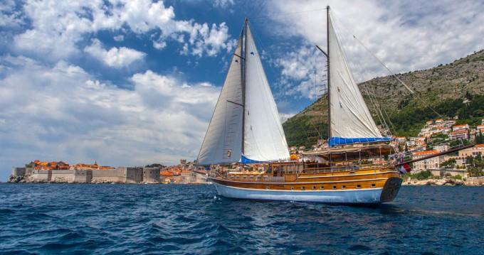 Rental Sailboat in Split - Unknown Linda
