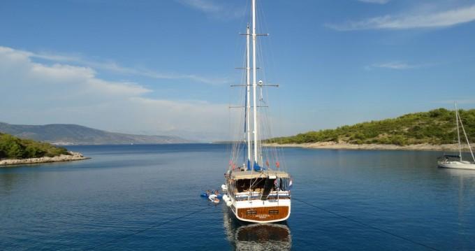 Rental Sailboat in Šibenik - Unknown Malena