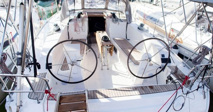 Bavaria Cruiser 41 between personal and professional Alimos