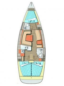 Boat rental Elan Impression 384 in Préveza on Samboat