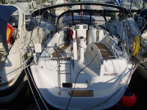 Boat rental Bénéteau Oceanis 343 Clipper in Préveza on Samboat
