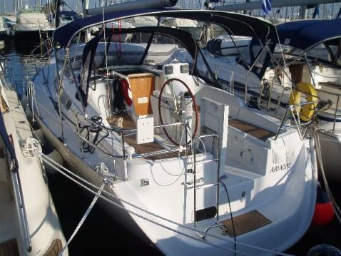Rental Sailboat in Préveza - Bénéteau Oceanis 343 Clipper
