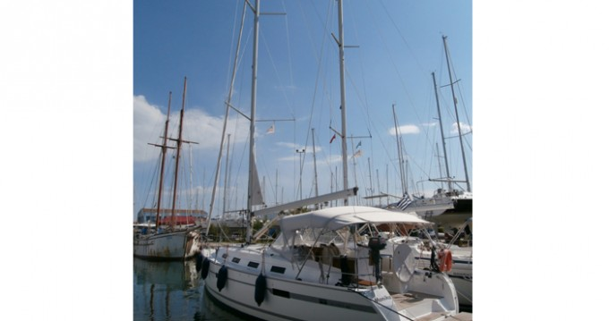 Bavaria Cruiser 40 between personal and professional Lefkada (Island)