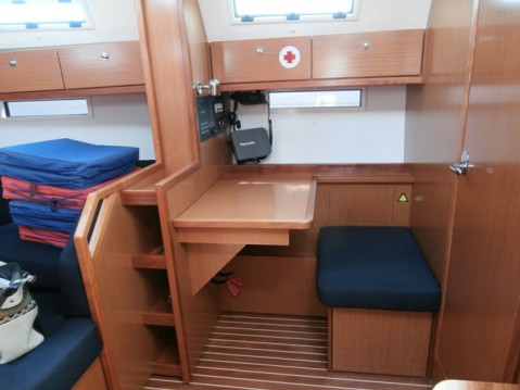 Rental yacht Lefkada (Island) - Bavaria Cruiser 40 on SamBoat