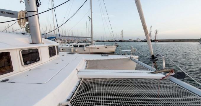 Rental yacht Alimos - Lagoon Lagoon 380 S2 on SamBoat
