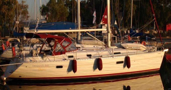 Rental yacht Alimos - Bénéteau Oceanis 361 on SamBoat