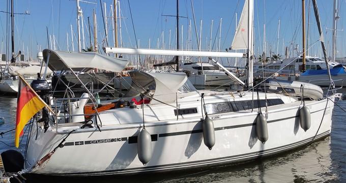 Rental Sailboat in Playa de Palma - Bavaria Cruiser 33