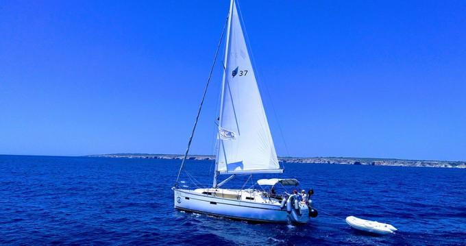Rental Sailboat in Playa de Palma - Bavaria Cruiser 37