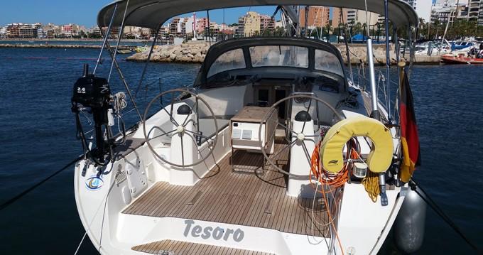 Rental Sailboat in Playa de Palma - Bavaria Cruiser 40