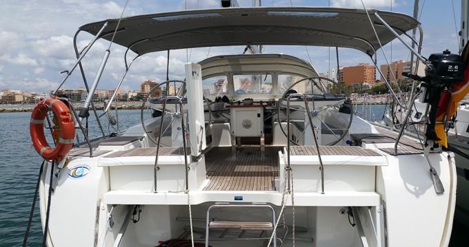 Rental Sailboat in Playa de Palma - Bavaria Cruiser 56