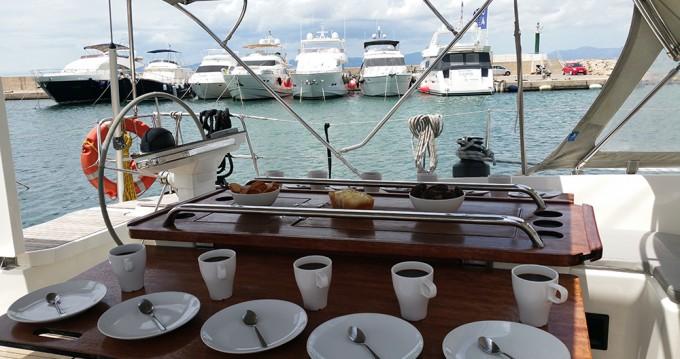 Boat rental Bavaria Cruiser 56 in Playa de Palma on Samboat