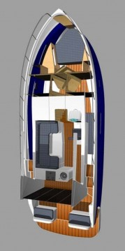 Hire Motorboat with or without skipper Futura-Yachts Kukljica