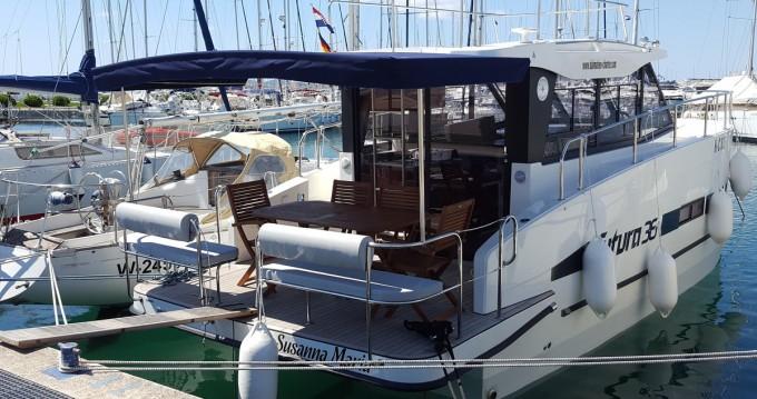 Boat rental Kukljica cheap Futura 36