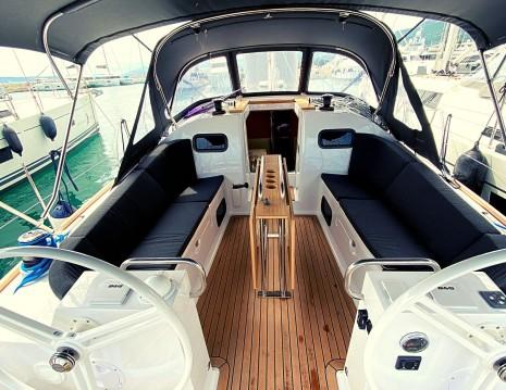 Boat rental Kaštela cheap Impression 40.1