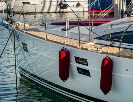 Rental yacht Kaštela - Elan Impression 45.1 on SamBoat