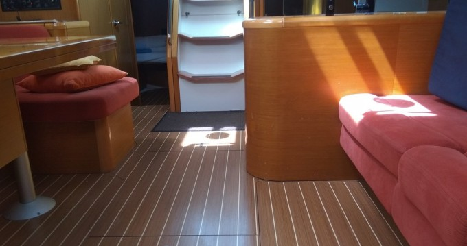 Rental yacht Kaštela - Jeanneau Jeanneau 53 on SamBoat