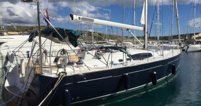 Hire Sailboat with or without skipper Bénéteau Kaštela