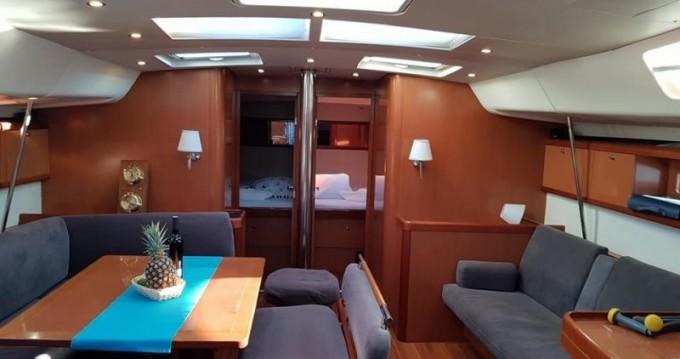 Rental Sailboat in Kaštela - Bénéteau Oceanis 54