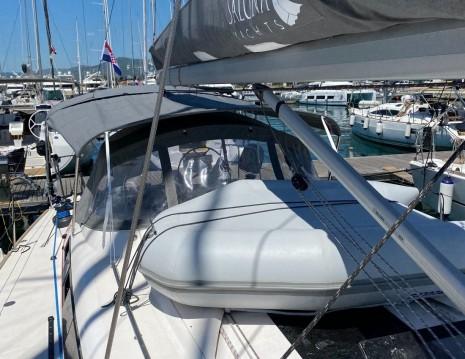 Rental yacht Kaštela - Salona Salona 44 on SamBoat
