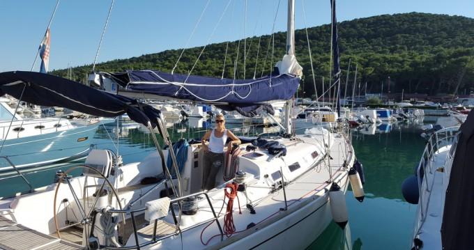 Rental yacht Kaštela - Salona Salona 45 on SamBoat