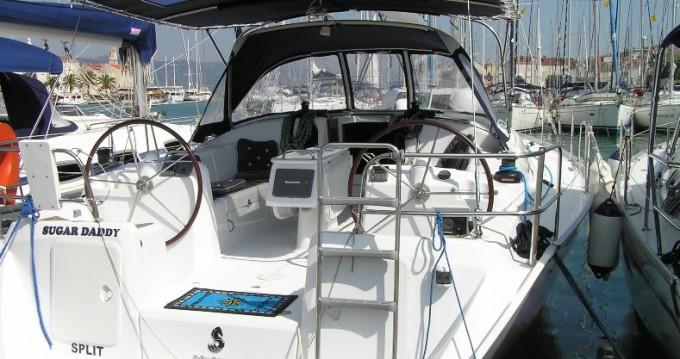 Boat rental Trogir cheap Cyclades 43.4