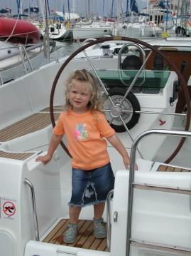 Boat rental Trogir cheap Oceanis Clipper 411 - 3 cab.