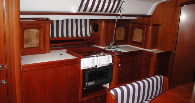 Rental yacht Trogir - Bénéteau Oceanis Clipper 411 - 3 cab. on SamBoat