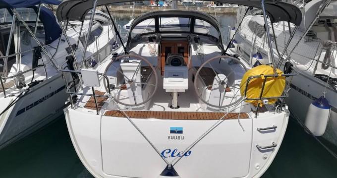 Rental Sailboat in Pula - Bavaria Cruiser 34