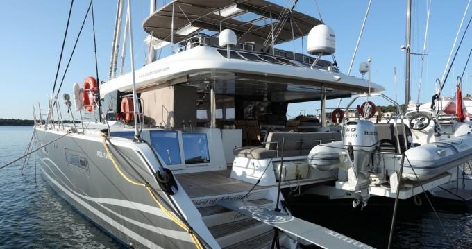 Rental Catamaran in Pula - Lagoon Lagoon 620