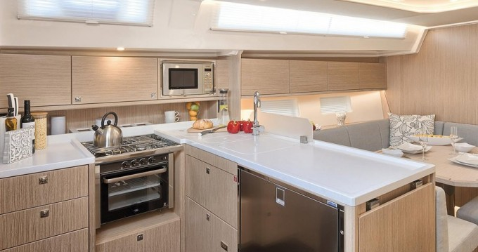 Boat rental Split cheap Bavaria C45 Style - 3 cab.
